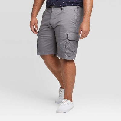 Men's Big & Tall Ripstop Cargo Shorts - Goodfellow & Co™