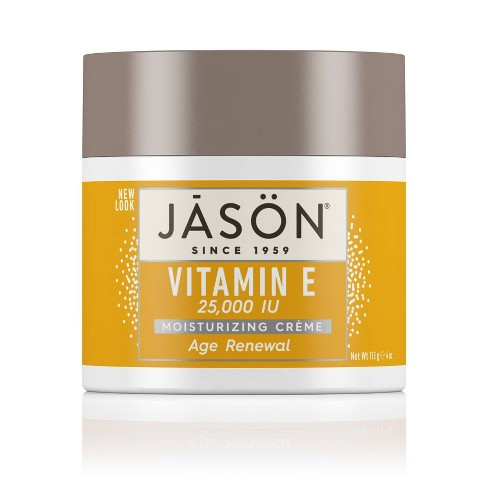 JASON Vitamin E 25000 IU Facial Moisturizers - 4oz - image 1 of 4