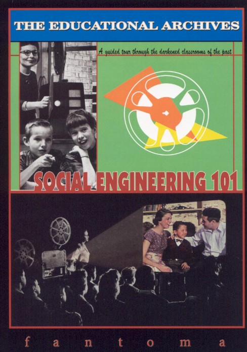 Educational archives:Social engineeri (DVD) - image 1 of 1