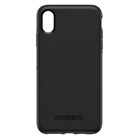 super popular effba ddf5e OtterBox Apple iPhone XS Max Symmetry Case - Black