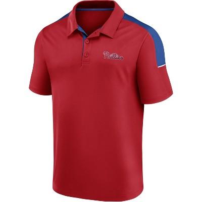 MLB Philadelphia Phillies Men's Polo Shirt