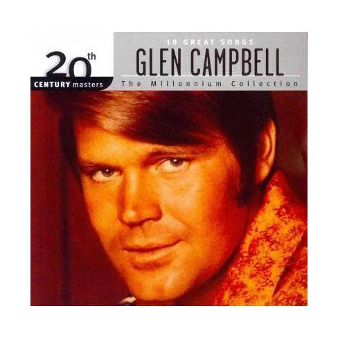 Glen Campbell - Millennium Collection: 20th Century Masters- Glen Campbell (CD) - image 1 of 1