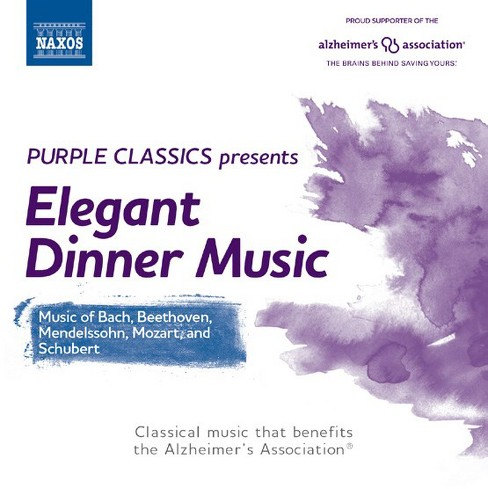 Various - Elegant dinner music (CD) - image 1 of 1