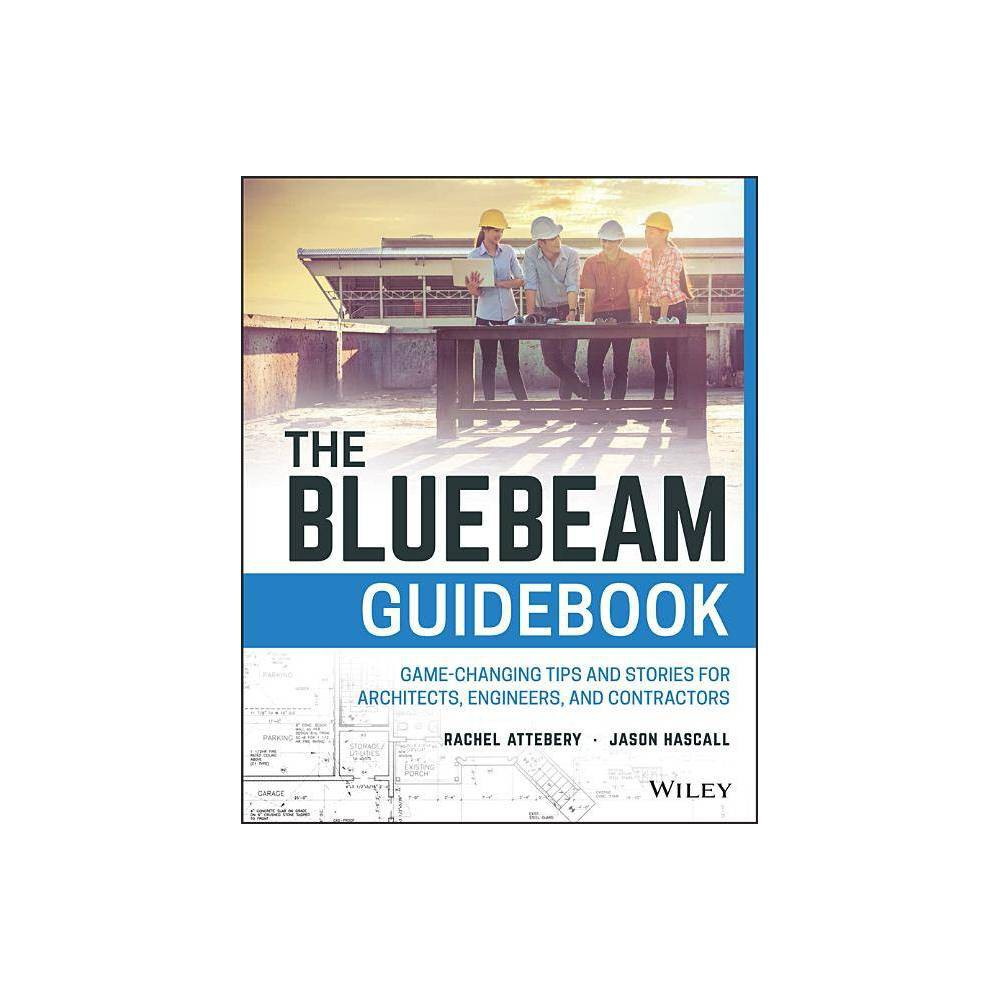 The Bluebeam Guidebook By Rachel Attebery Paperback