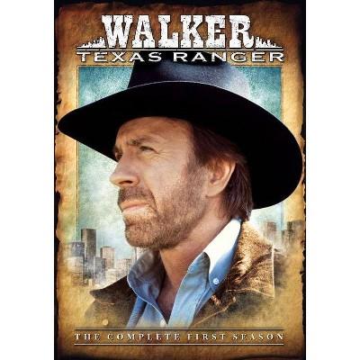 Walker, Texas Ranger: The First Season (DVD)(2019)