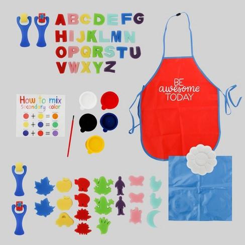 61pc Kids' Painting Pack - Bullseye's Playground™ - image 1 of 1