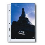 Holds Four 5x5 Prints Print File BLK55-4M Premium Black Background M-Series Album Pages Pack of 25.