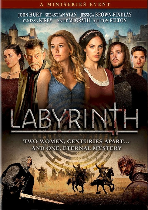 Labyrinth (DVD) - image 1 of 1