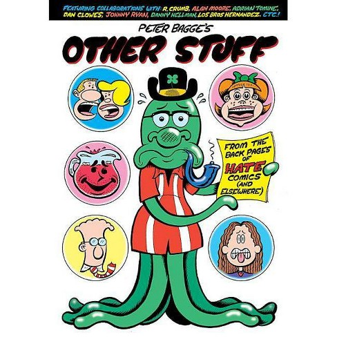 Peter Bagge's Other Stuff - (Paperback) - image 1 of 1