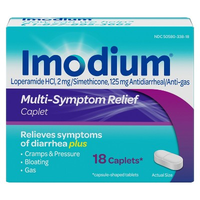 Digestion & Nausea: Imodium Multi-Symptom Relief