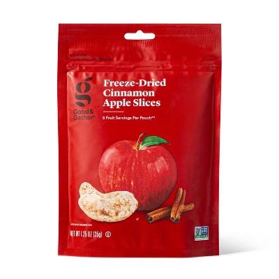 Freeze Dried Cinnamon Apple Slices - 1.25oz - Good & Gather™