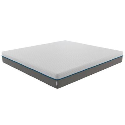 "Signature Sleep Doze Charcoal Infused 10"" Gel Memory Foam Mattress"