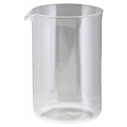 BonJour(r) Universal French Press 12 Cup Glass Replacement Carafe - image 1 of 3