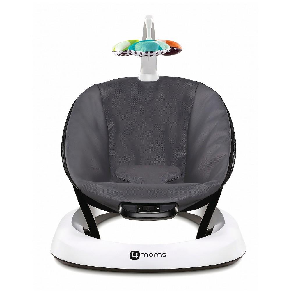 Image of 4moms bounceRoo Classic Infant Seat - Dark Gray