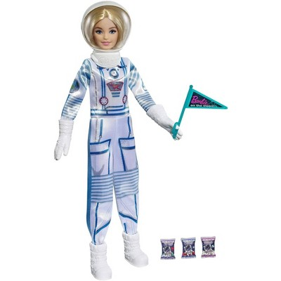 Barbie Careers Space Discovery Astronaut Doll