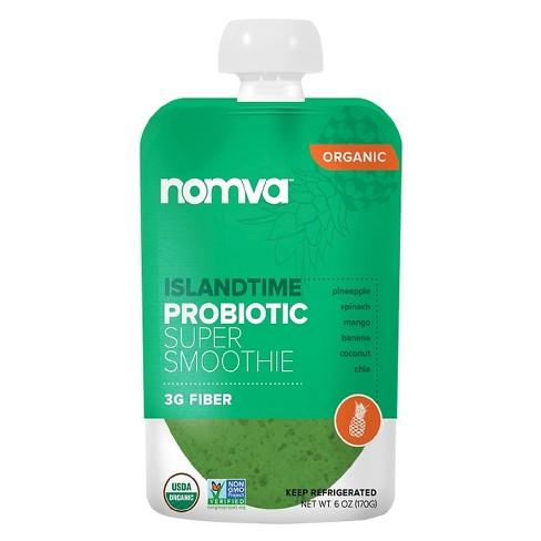 Nomva Organic Vegan Tropical Greens Pack - 6oz - image 1 of 1