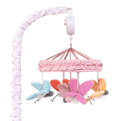 The Peanut Shell Butterfly Musical Mobile