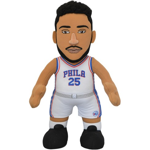 "NBA Philadelphia 76ers Bun Simmons 10"" Plush Figure - image 1 of 3"