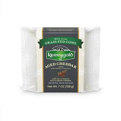 Kerrygold Irish Aged Cheddar Cheese - 7oz