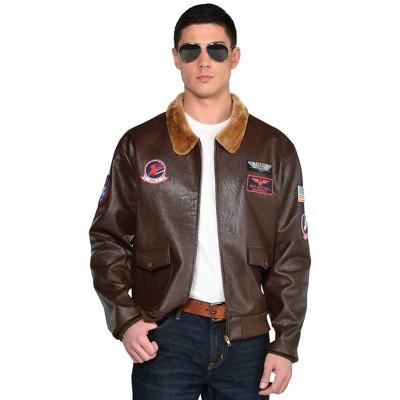 Adult Top Gun: Maverick Bomber Jacket Halloween Costume