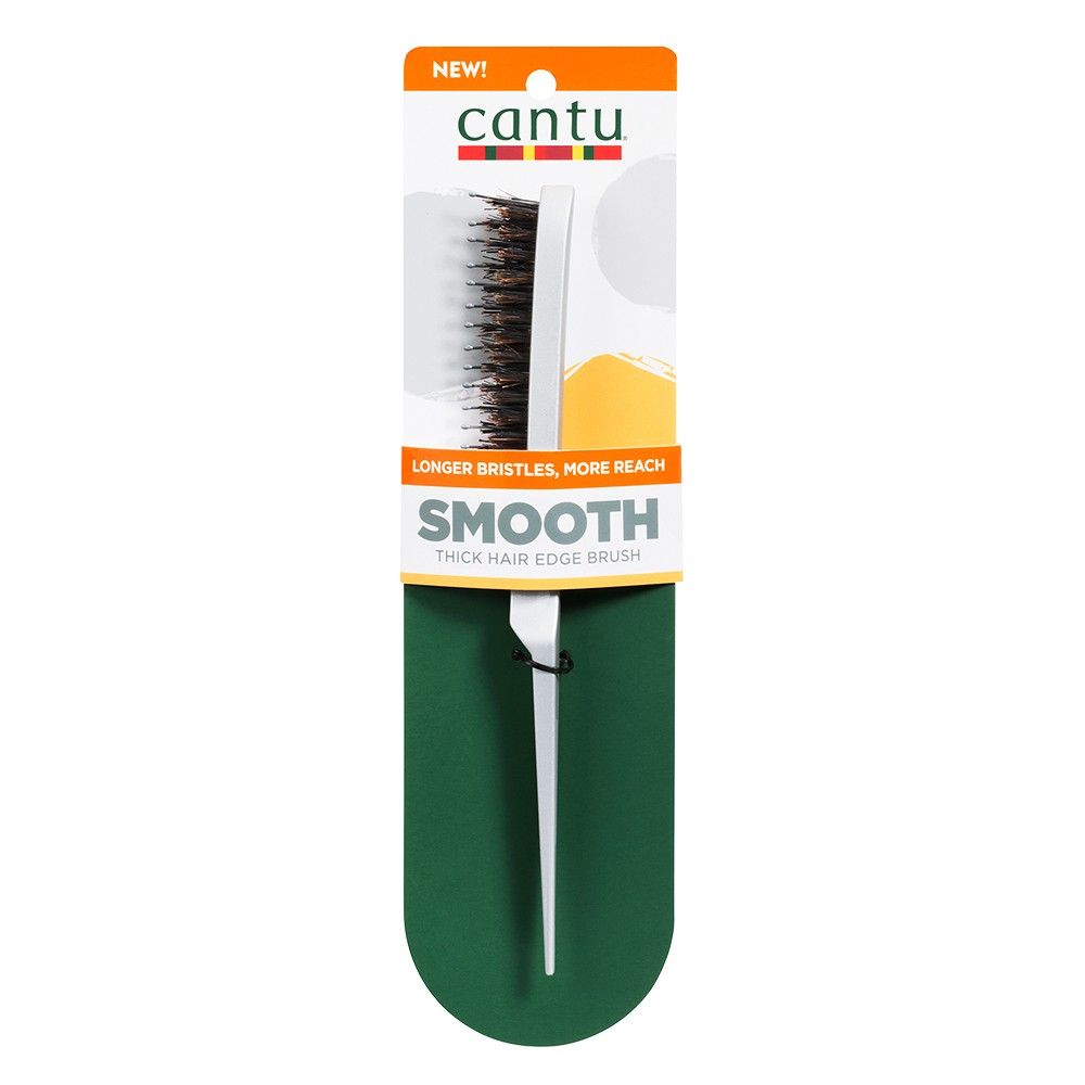 Image of Cantu Smooth Thick Hair Edge Brush - 1ct