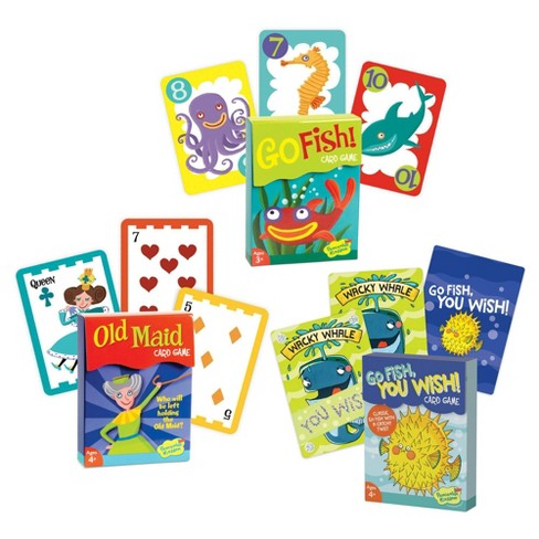 MindWare Classic Card Game Set - image 1 of 4
