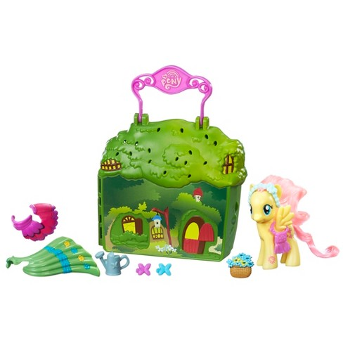 My Little Pony Friendship is Magic Fluttershy Cottage Playset - image 1 of 3