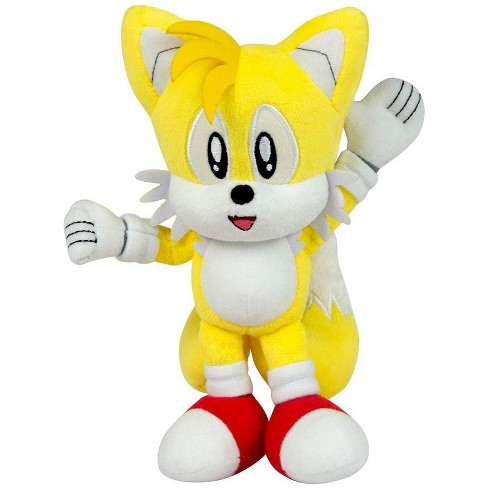 Sonic The Hedgehog Tails 8 Inch Plush Classic 1992 Target