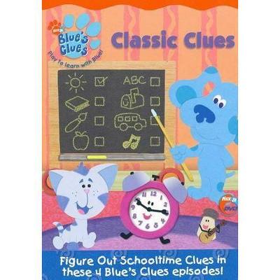 Blue's Clues: Classic Clues (DVD)(2004)