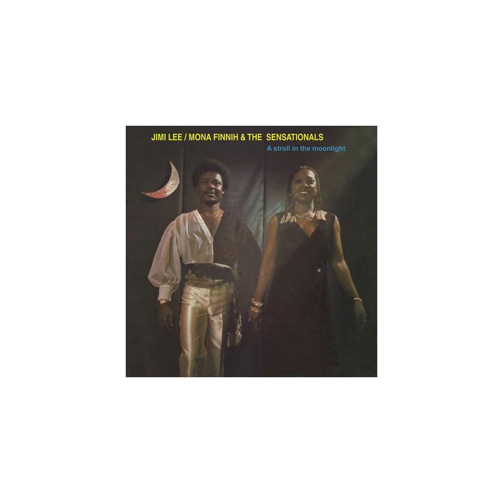 Jimi Lee - Stroll In The Moonlight (Vinyl)