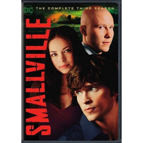 Smallville: The Complete Third Season (DVD) - image 1 of 1