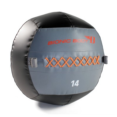 Bionic Body Medicine Ball - 14lb - Black