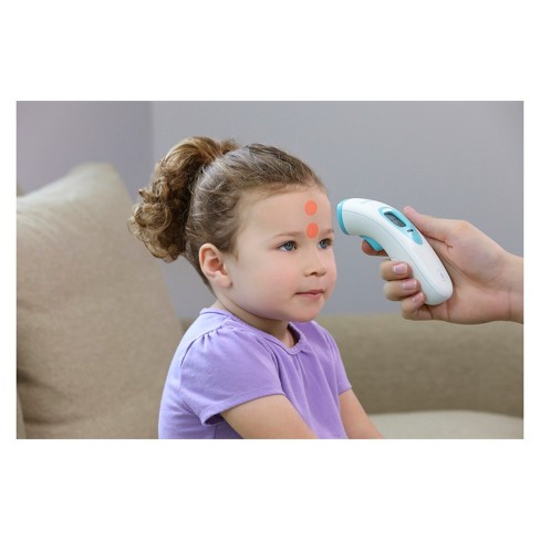Safety 1st Easy Read Forehead Thermometer Target