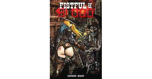 Fistful of Blood (Reprint) (Paperback) (Kevin Eastman) - image 1 of 1