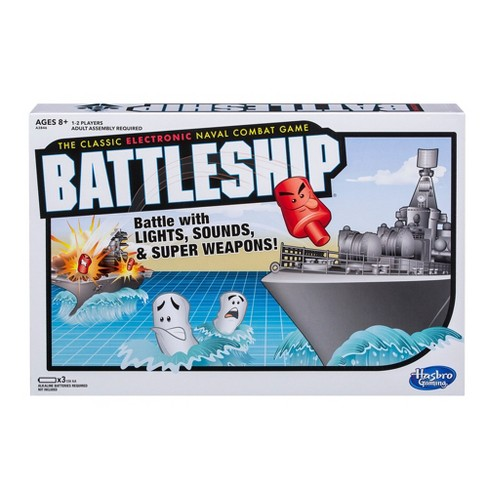 Electronic Battleship Game - image 1 of 4