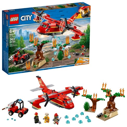 LEGO City Fire Plane 60217 - image 1 of 4