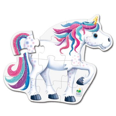 The Learning Journey My First Big Floor Puzzle Unicorn 12 pieces
