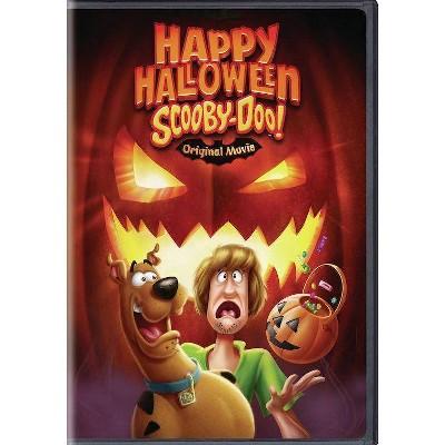Happy Halloween, Scooby Doo (DVD)