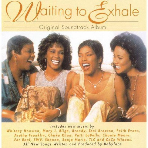 Original Soundtrack - Waiting to Exhale (OST) (CD) - image 1 of 1