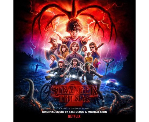 Kyle Dixon - Stranger Things 2 (Osc) (Vinyl) - image 1 of 1