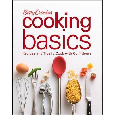 Betty Crocker Cooking Basics - (Spiral Bound)