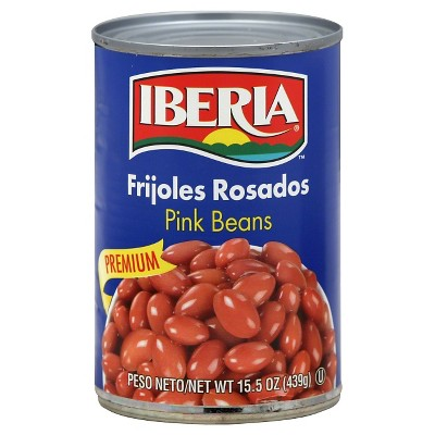 Iberia Pink Beans - 15.5oz