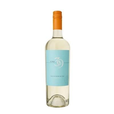 Line 39 Sauvignon Blanc White Wine - 750ml Bottle