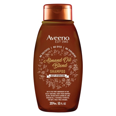 Aveeno Scalp Soothing Almond Oil Blend Shampoo - 12 fl oz - image 1 of 4