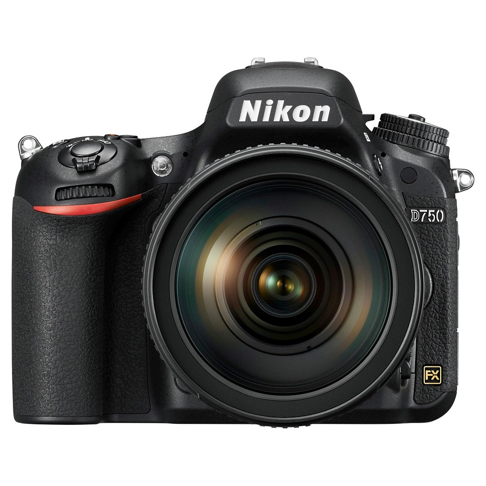 Nikon Digital Slr Camera D750 24-120mm (1549), Multi-Colored