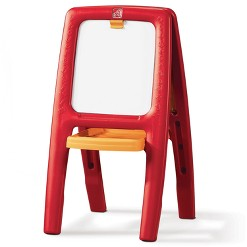 Step2 Easel for Two - Red