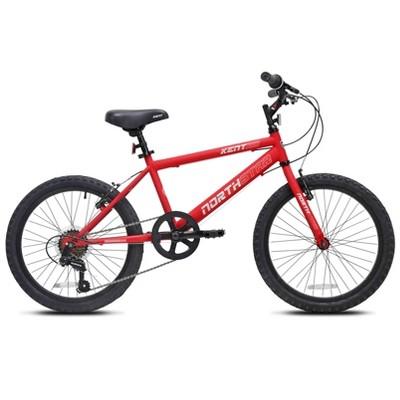 "Kent Northstar 20"" Kids' Mountain Bike - Red"