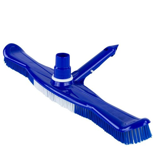 Pool Central Deluxe Swimming Pool Vacuum Brush Head With Swivel 20 ...