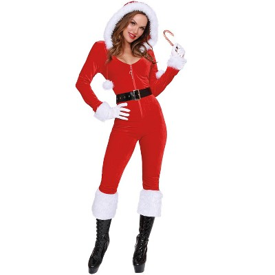 Dreamgirl Ms Claus Adult Costume