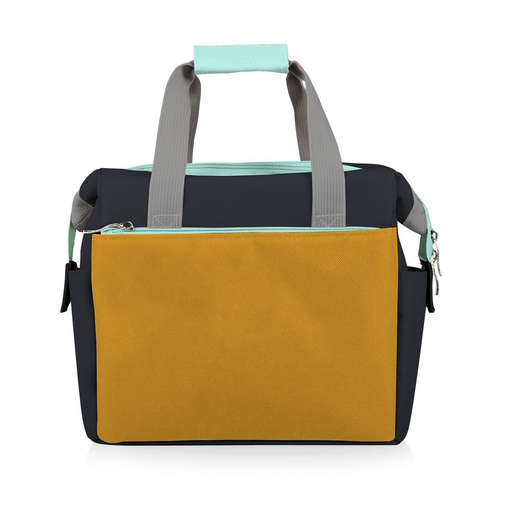 Image of Picnic Time On The Go Lunch Cooler - Mustard